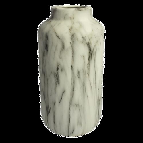 Vaso decorativo de Cerâmica Marmorizado