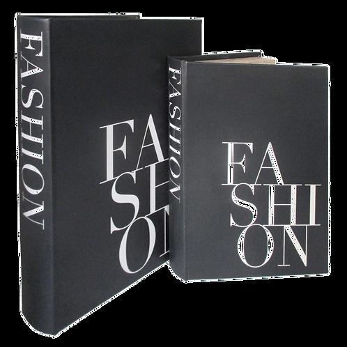 Caixas formato Livro FASHION