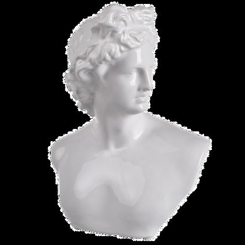Escultura decorativa Busto Julian