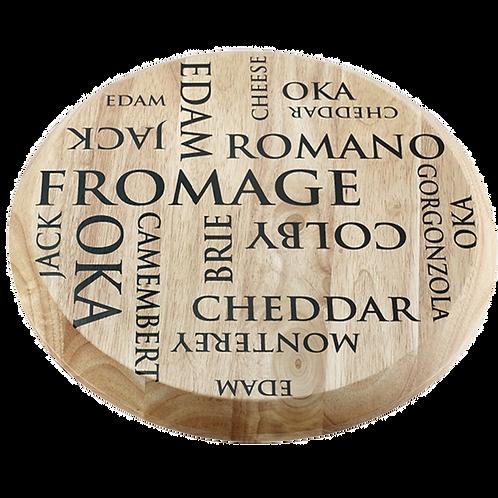 Tábua para queijo - Madeira M