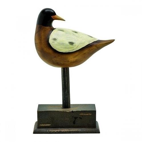 Pássaro decorativo de Resina