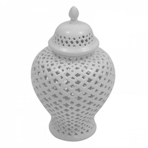 Pote Decorativo de Cerâmica