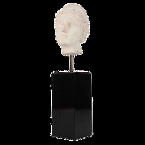 Estátua cabeça - Escultura Rosto