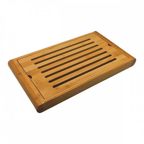 Tábua de pão em bambu