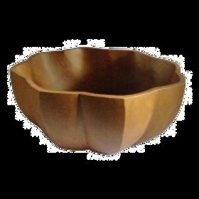Bowl - Cachepot de Madeira Facetado