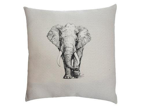 Almofada Personalizada Elefante