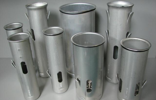 Fuel Tank Fill Neck Anti-Siphons