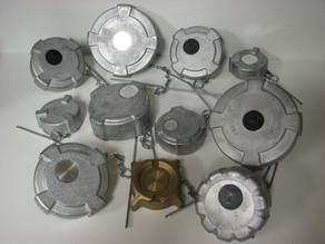 Non-Locking Diesel Fuel Caps