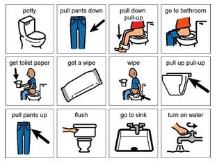 教导自闭症上厕所的策略