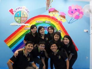 第一届Flying Kids儿童发展中心毕业感言