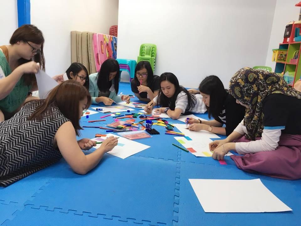 2015 兒童發展中心老师内部培训
