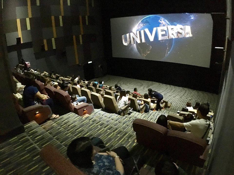2017 社区参与第三次电影活动