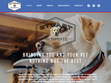 Stuart Pet Supply