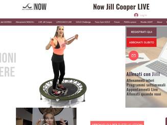 Now Jill Cooper LIVE