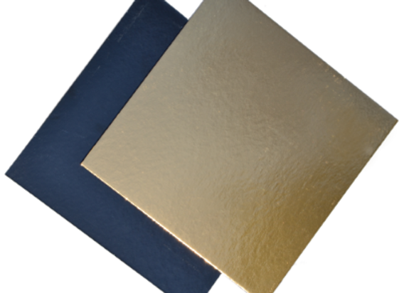 28x28 cm, aukso/juodi, 10 vnt