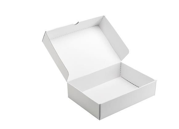 Dėžutė 36 vnt macarons padėklui, aukštis 6 cm, 5 vnt