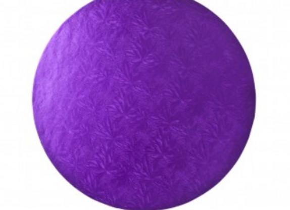 Ø25 cm, storis 12 mm, violetinės sp.