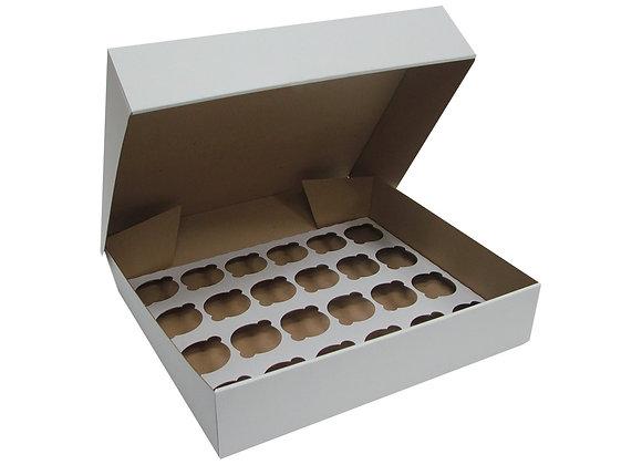 Dėžutė 24 keksiukams