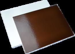 30x40 cm, rudi/balti, 10 vnt