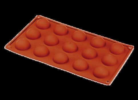 Forma pusssferėms, D 4 cm