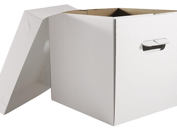 Dėžė tortui 30x30 cm, aukštis 30 cm