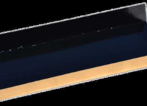 U formos juodi/aukso, 4,5x13 cm