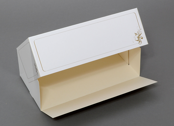 Dėžutė pyragaičiams 20x12,5 cm, H10 cm