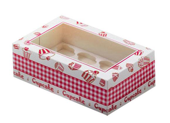 Dėžutė 12 mini keksiukų