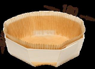 Medinė kepimo forma