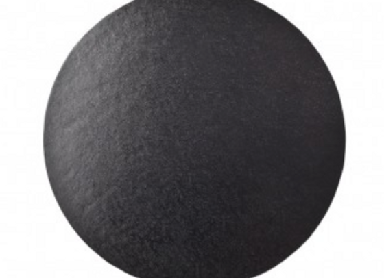 Ø30 cm, storis 12mm, juodos sp.
