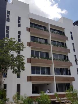 Desarrollo de edificios multifamiliares