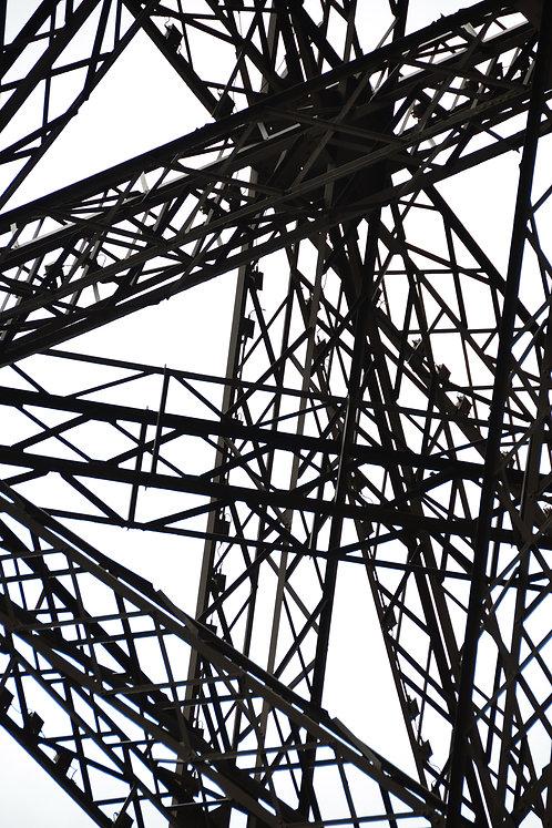 Eiffel Tower Structure 1