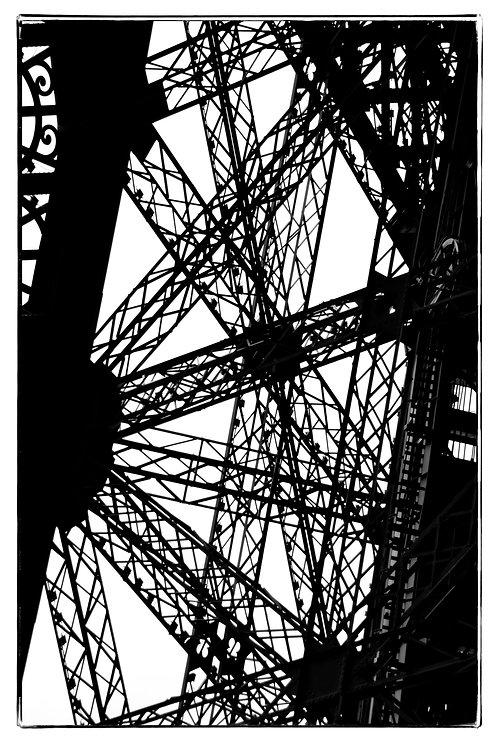 Eiffel Tower Steel