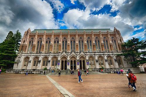 UW Campus Building