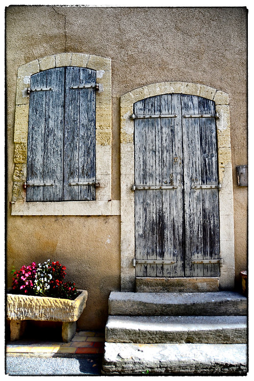 Provence Door and Window