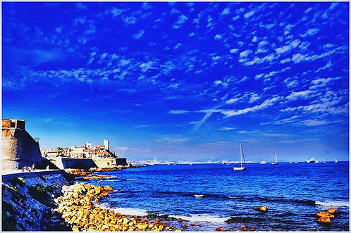Antibes Fort