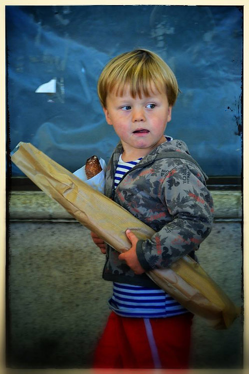 A Boy and his Bread