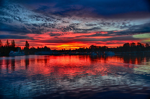 Sunrise Seattle