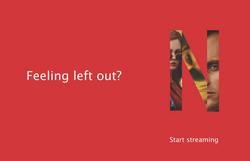 Netflix billboards
