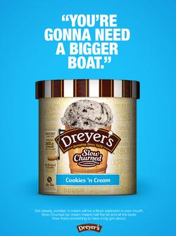 Dreyer's Cookies n Cream