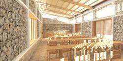 Magadi Classroom Render 3 - Inside