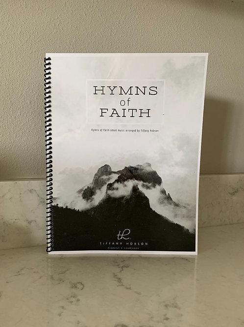 Hymns of Faith Sheet Music Book