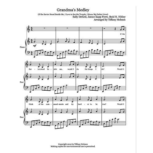 Grandma's Medley