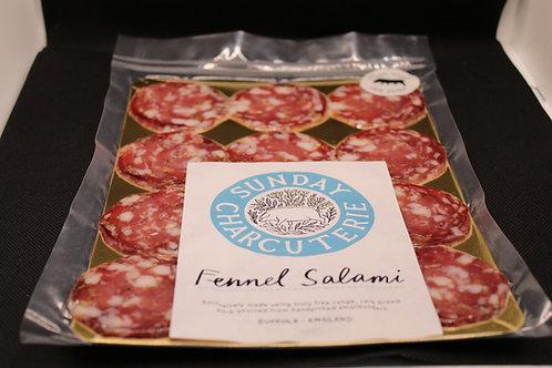 Fennel Salami (Sliced 65g pack)