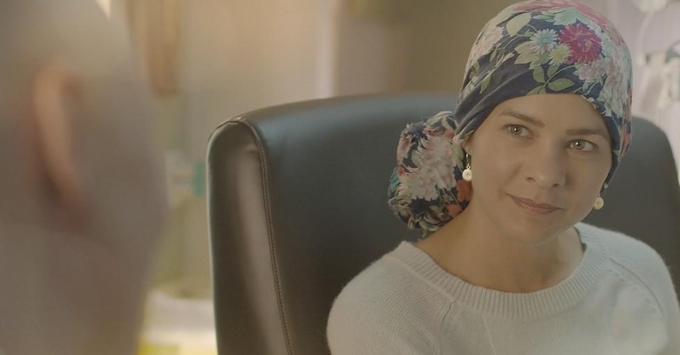 Misty Silveus plays Rachel in the romantic drama New Life