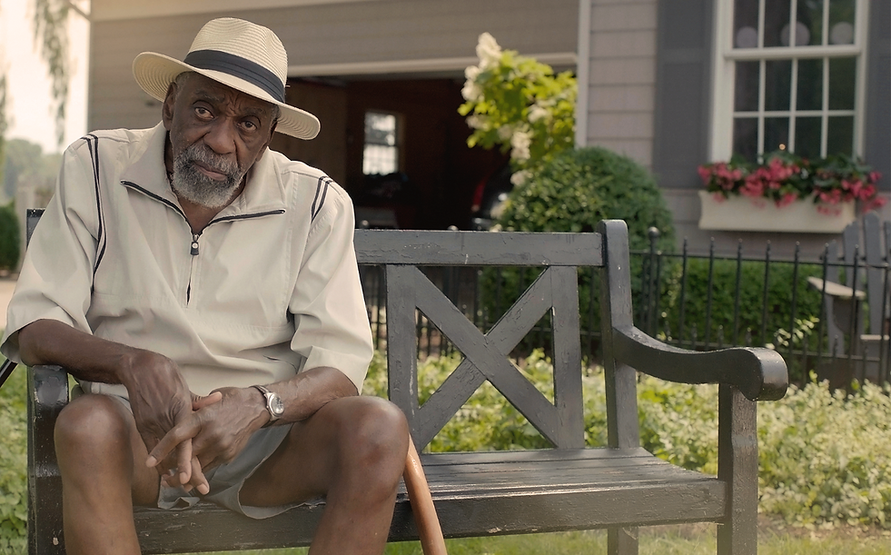 Bill Cobbs (Night at the Museum) plays Mr. Charles in the romantic drama New Life