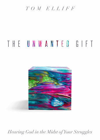 Tom Elliff the Unwanted Gift cancer
