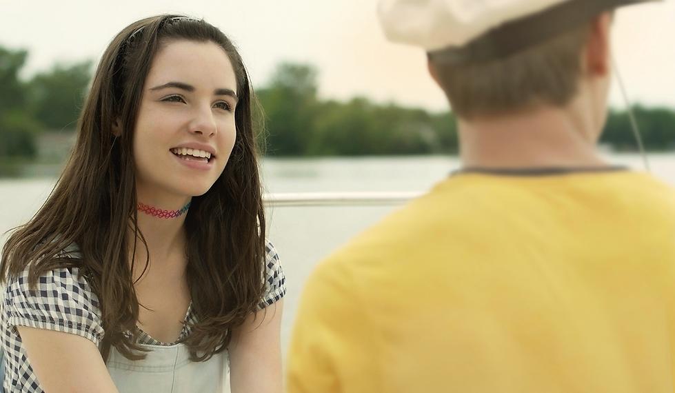 Sophia Ntovas (Thrill Ride) plays Teen Ava in the romantic drama New Life