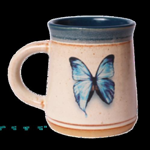 MUDLove Butterfly Mug