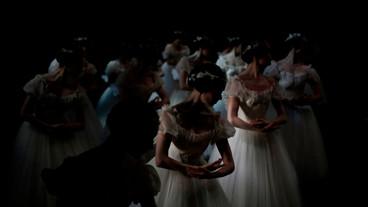 Gala au palais Garnier